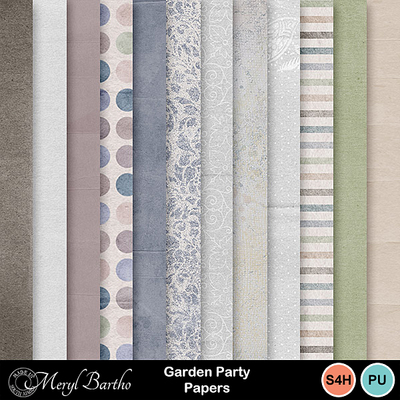 Gardenparty-papers
