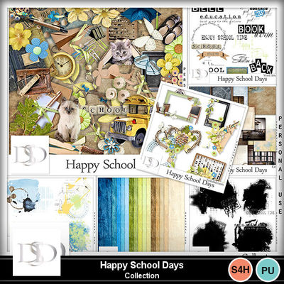 Dsd_happyschooldays_collection