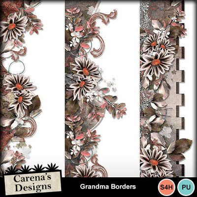 Grandma-borders