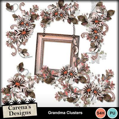Grandma-clusters