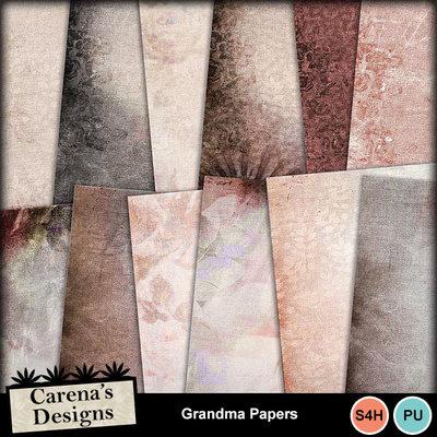 Grandma-papers