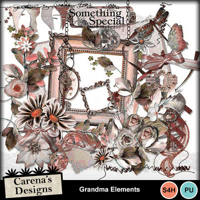 Grandma-elements