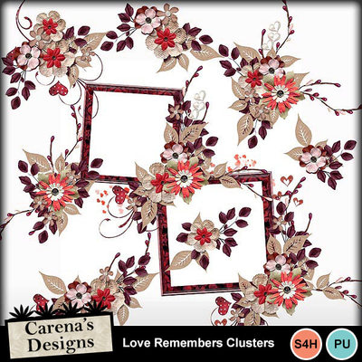 Love-remembers-clusters