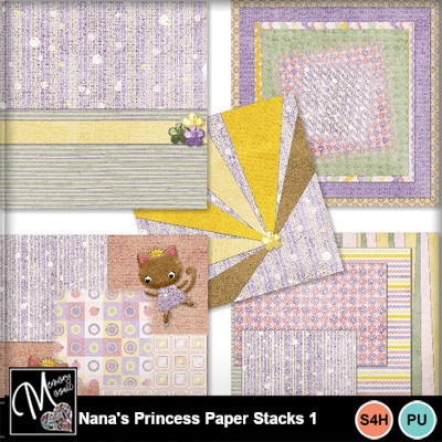 Nana_s_princess_paper_stacks_1