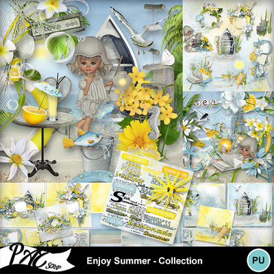 Patsscrap_enjoy_summer_pv_collection