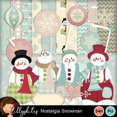 Nostalgia_snowman