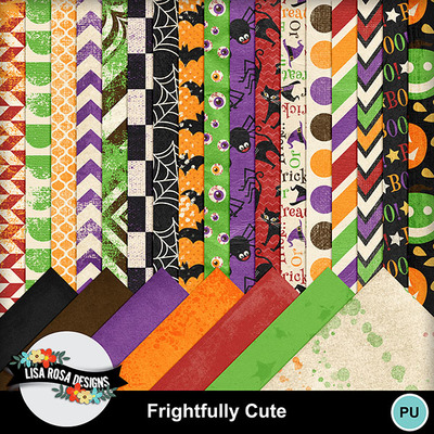 Lisarosadesigns_frightfullycute_papers