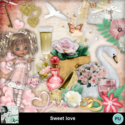 Louisel_sweet_love_preview
