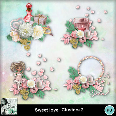 Louisel_sweet_love_clusters2_preview