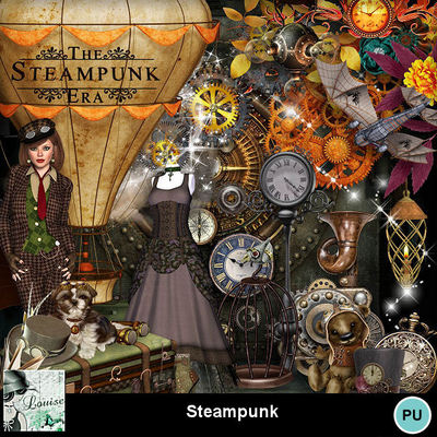 Louisel_steampunk_time_preview