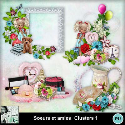 Louisel_soeurs_et_amies_clusters_1_preview
