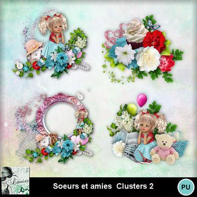 Louisel_soeurs_et_amies_clusters_2_preview