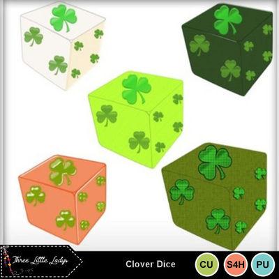 Clover_dice