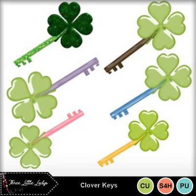 Clover_keys