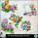 Louisel_its_my_birthday_party_clusters1_preview_small