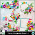 Louisel_its_my_birthday_party_clusters2_preview_small