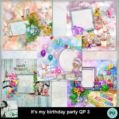 Louisel_its_my_birthday_party_qp3_preview
