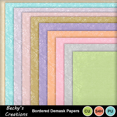 Bordered_demask_papers