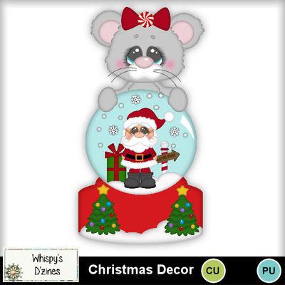 Wdcuchristmasdecorcapv