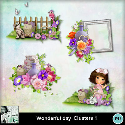 Louisel_wonderful_day_clusters1_preview