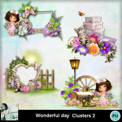 Louisel_wonderful_day_clusters2_preview