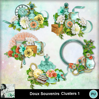 Louisel_doux_souvenirs_clusters1_preview