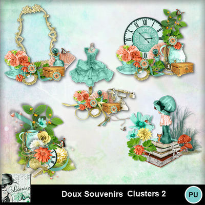 Louisel_doux_souvenirs_clusters2_preview