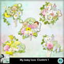 Louisel_my_baby_love_clusters_preview_small