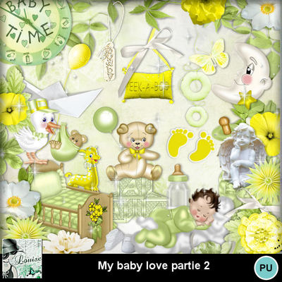 Louisel_my_baby_love_pat2_preview