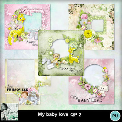 Louisel_my_baby_love_qp2_preview