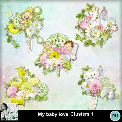 Louisel_my_baby_love_clusters_preview