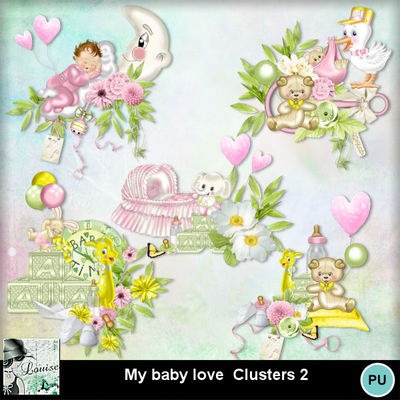 Louisel_my_baby_love_clusters2_preview