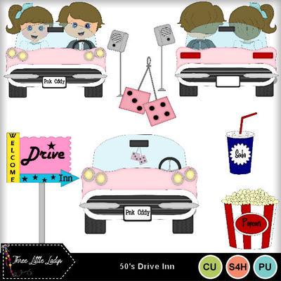 50s_drive_inn_brunette-2