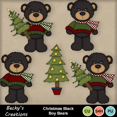 Christmas_black_boy_bears