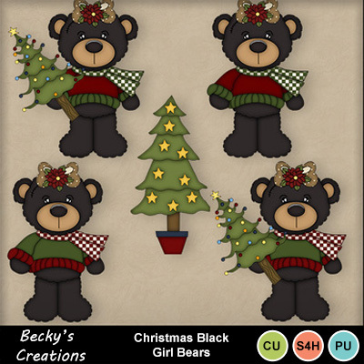 Christmas_black_girl_bears