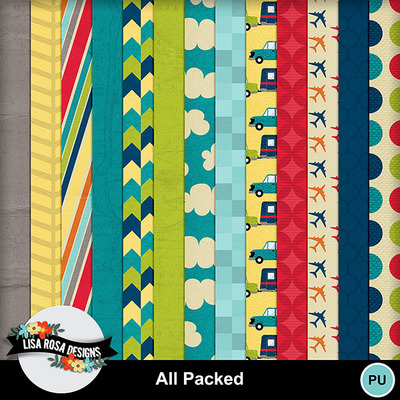 Lisarosadesigns_allaboard_papers1