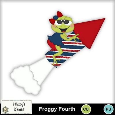 Wdcufroggyfourthcapv
