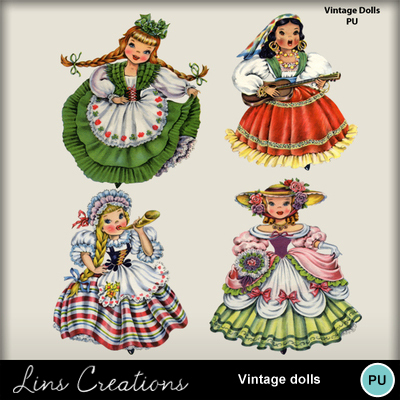 Vintagedolls
