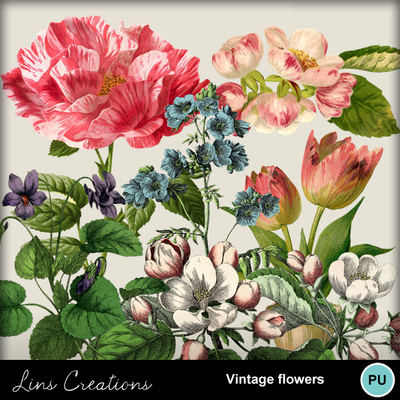Vintageflowers