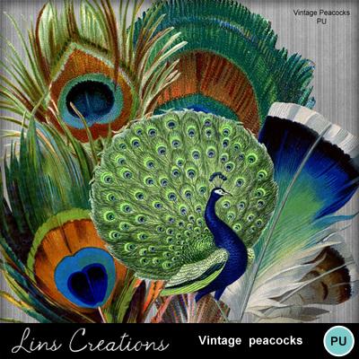 Vintagepeacock