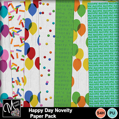 Happy_day_novelty_paper_pack
