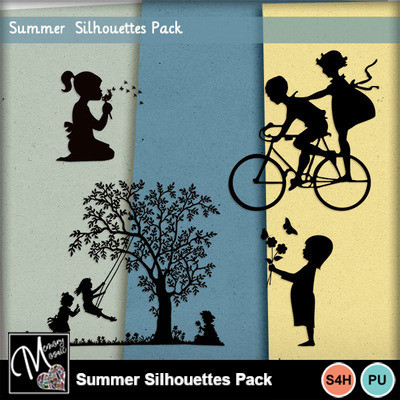 Summer_silhouettes_pack