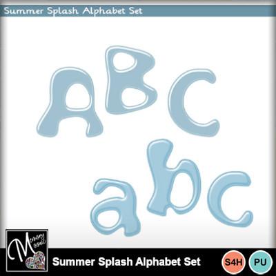 Summer_splash_alphabet_set