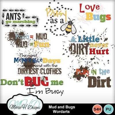 Mud_and_bugs_wordarts_01