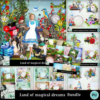 Louisel_land_of_magical_dreams_pack_preview