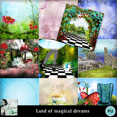 Louisel_land_of_magical_dreams_papiers1_preview