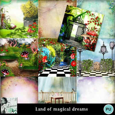 Louisel_land_of_magical_dreams_papiers2_preview