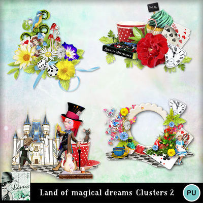 Louisel_land_of_magical_dreams_clust2_preview