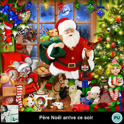 Louisel_pere_noel_arrive_cesoir_preview