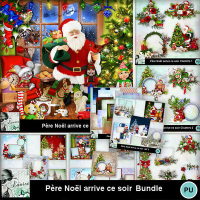 Louisel_perenoelarrivecesoir_pack_preview